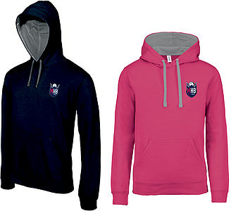 Sweat capuche -