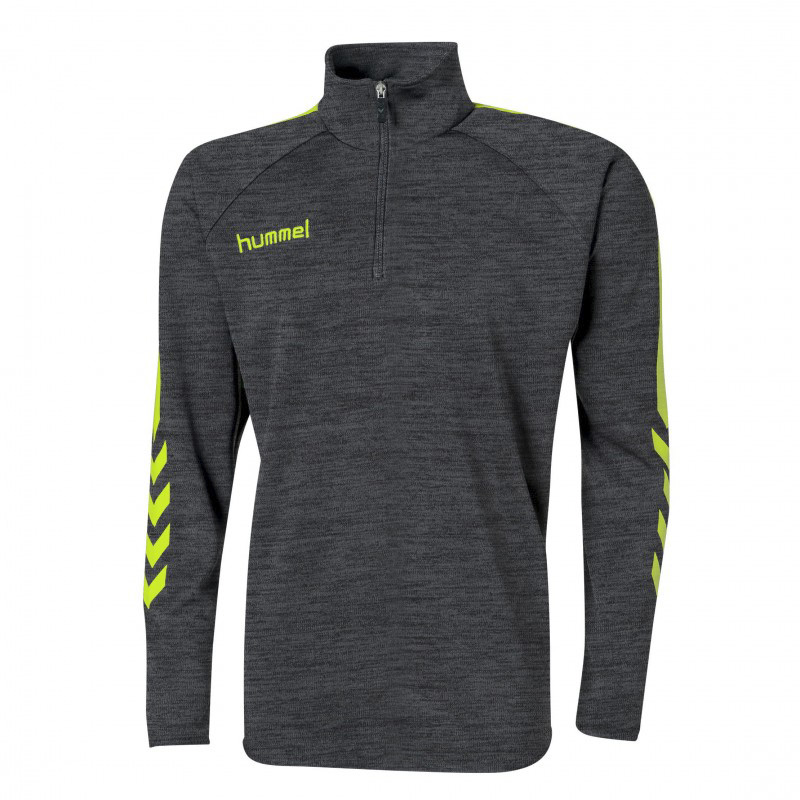 CORE SWEAT DEMI ZIP - Hummel