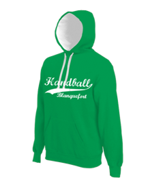 Sweat capuche coton -